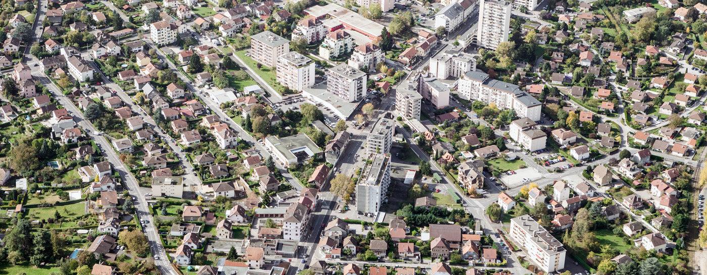 Tram Annemasse - Genève - Plan du site