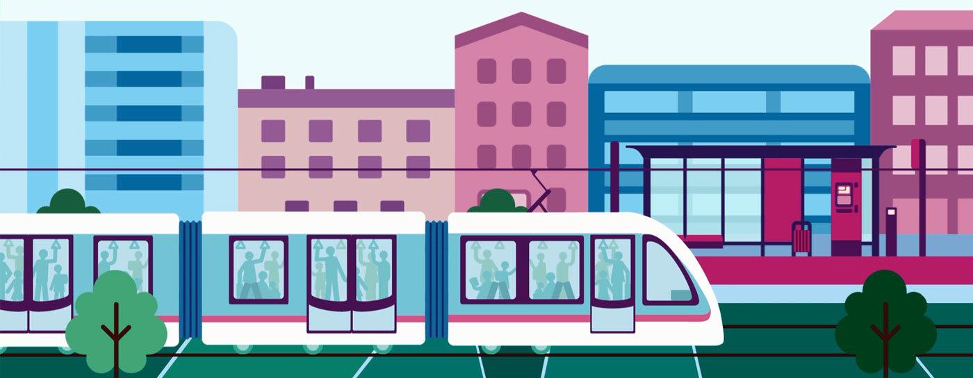 Comment se construit le Tram Annemasse-Genève