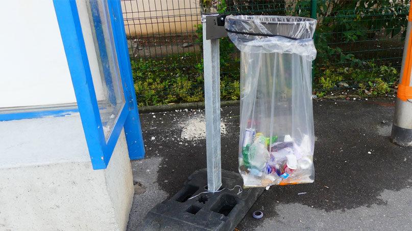 Tram Annemasse Genève propreté chantier