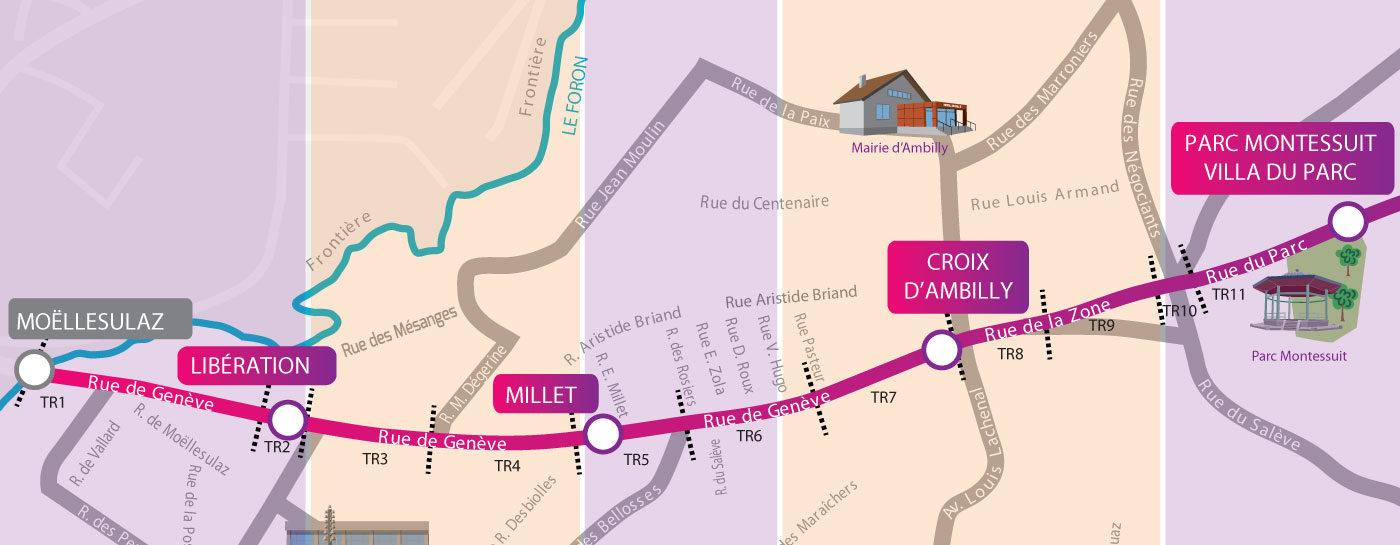 Tram Annemasse Geneve avancement travaux rue geneve-header